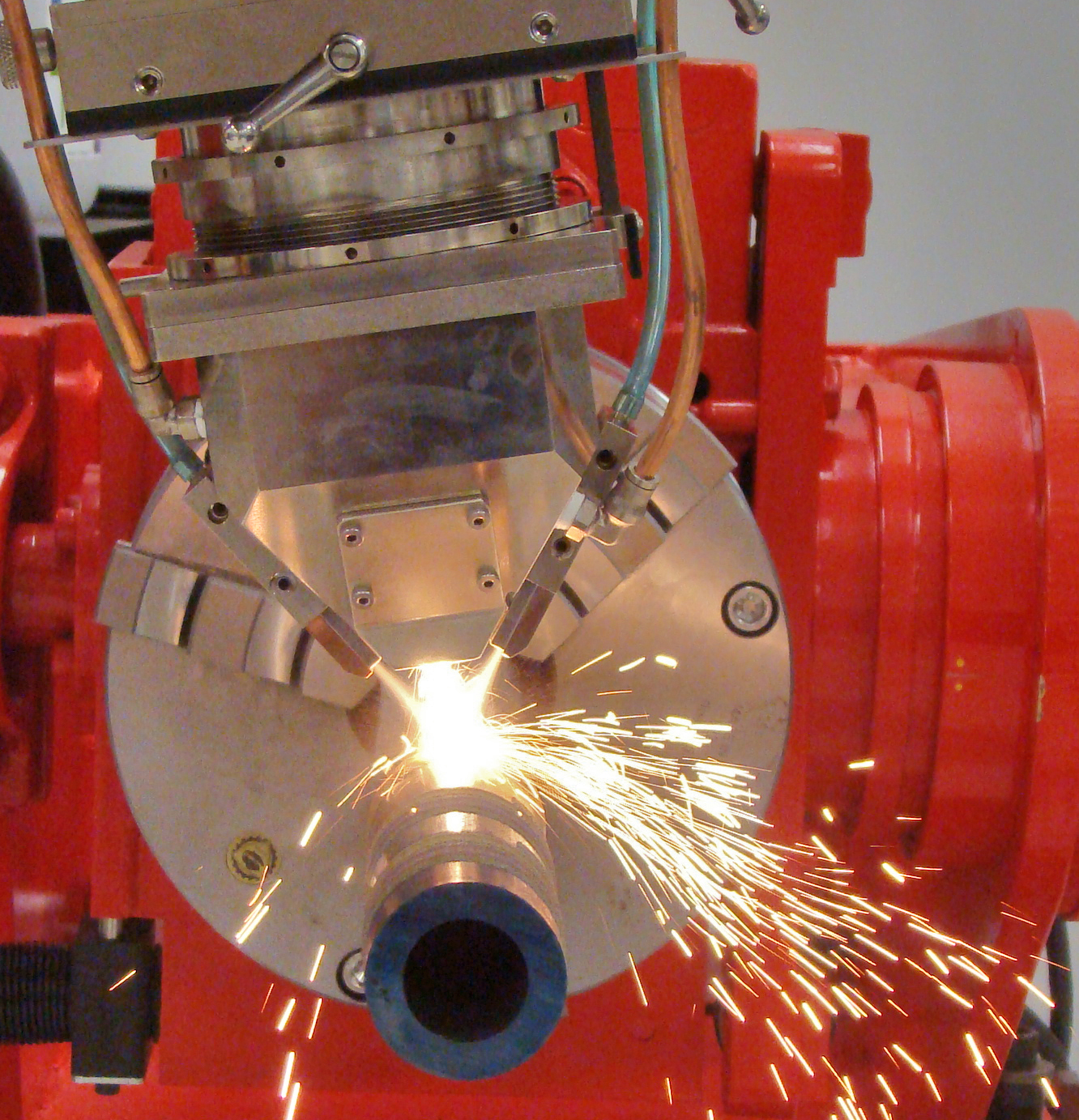 High Power Diode Laser Cladding Further Hole Drilling Machines On Wire Diagram