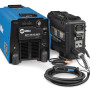 A powerful solution for many jobsite applications, the XMT 450 WCC from Miller Electric offers 450 amps at 100 percent duty cycle for Stick, TIG, MIG, Flux Cored and air carbon arc cutting and gouging.
