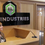 The BSLI factory reception entrance. The company has developed relationships with leading power generation and oil / gas companies that will enable it to expand its penetration into these market sectors by working with other worldwide divisions of these organizations.
