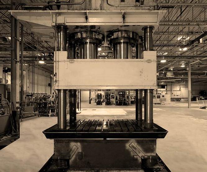 Vari-Form, Pioneering Hydroformer to the Automotive Industry ...