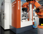 Robots enhance the productivity of machine shops and the large departments alike, because they can be programmed to do a lot or a little. The key is to keep them busy – and the CNC can help you think ahead in that mode.