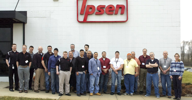 Ipsen U instructors cover an extensive range of topics, from an introduction to vacuum furnaces and heat treating to furnace sub-systems, leak detection, maintenance and more.