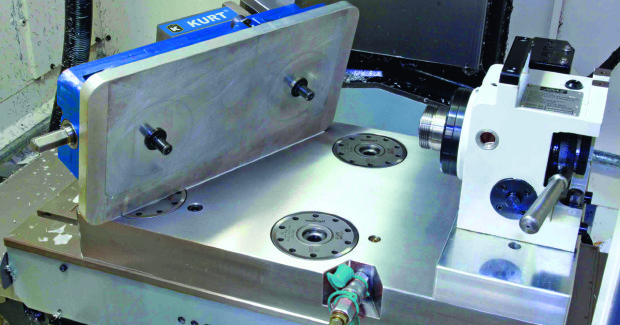With repeatable positioning accuracy to ± 0.0002 in on a typical part setup, the DockLock system from Kurt ensures high quality finishes, no scrap parts and substantial setup time reduction.