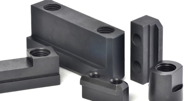 Dillon also offers their High Performance Jaw Nuts and Keys that are made from 4140 heat treated steel, they provide greater tensile strength, more impact and abrasion resistance and longer service life than traditional case hardened 1018 varieties.