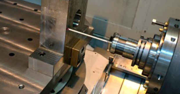 FMC Technologies uses Renishaw RMP60 touch probes on most of its machine tools, including two Okuma Space Center MA-600HB horizontal boring machines