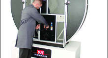 The MPX Series from Instron offers a range of testing capabilities from 300 Joules to 900 Joules and it comes standard with Fracta™ Software, which allows for reliable data acquisition and reporting of absorbed energy. If more advanced impact analysis and reporting is needed, upgrading to Impulse™ Data Acquisition Software and instrumentation will allow for direct measurement of impact force and striker velocity.