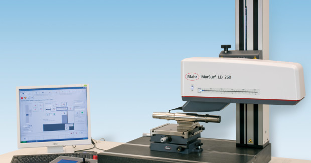 The MarSurf LD 130 and 260 systems for combined surface and contour measurement from Mahr Federal feature longer travel — the longest in the industry for the LD 260 — the fastest positioning and measuring speeds in the industry, an innovative biomimetic probe arm design with magnetic mounting and automatic probe recognition, dynamic measuring force, low residual noise and numerous other improvements.
