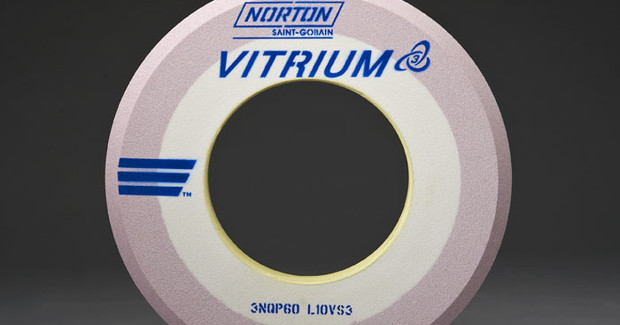 Norton Vitrium3,  the next generation of bonded abrasives products,