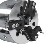 The PRONTO quick jaw change system from SCHUNK is suitable for OD clamping of pre-machined and finished parts. By using the interchangeable insert, the clamping range can be extended by up to 16 mm, without having to re-set the supporting jaw, an increase of 300 percent in comparison to conventional lathe chucks.
