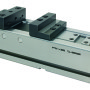 Available in four different jaw widths – 3.6 in, 4.9 in, 6.3 in and 7.9 in – the RKE NC-Compact Vice from Röhm provides for horizontal, lateral or vertical mounting options. Thread connections allow use of all Röhm flat-clamping jaws within the 4.9 in and 6.3 in width sizes.