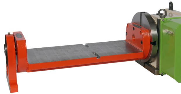 Low-cost Stallion 9\20 and 9\23 trunnion tables from TrunnionTable.com reduce part handling, speed throughput and improve accuracy at a fraction of the cost of new machines. Standard sizes accommodate popular vise models, made-to-order sizes available.