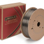Both UltraCore® HD-12C and UltraCore® HD-12M flux-cored wires from Lincoln are available in standard diameters of 0.045 in, 0.052 in, and 1/16 in and packaged in 33 lb (15 kg) fiber spools.