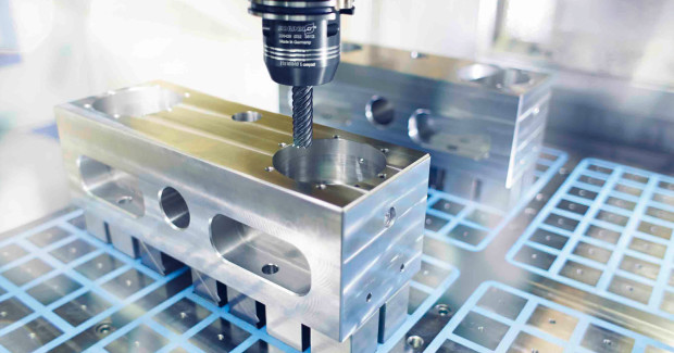 The move to multitasking and automation equals tighter tolerances for location accuracy and ease of loading that require compact, space-saving fixtures that can also integrate into the pallet system of the machine tool.