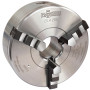 ZS manual chucks from Röhm are available in diameters from 2.9 in to 49.2 in, as well as with a full range of clamping jaw options for all machining requirements. Users can also choose between the Basic (steel body drop forged) and Economy (vibration-damping special cast iron body) chuck versions.