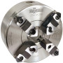 ZG manual chucks from Röhm are available in diameters from 2.9 in to 49.2 in, as well as with a full range of clamping jaw options for all machining requirements. Users can also choose between the Basic (steel body drop forged) and Economy (vibration-damping special cast iron body) chuck versions.