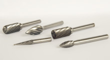 KLINGSPOR's Carbide Burs are available in a variety of shapes and