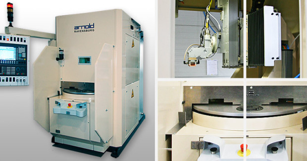 Arnold laser processing machines, now represented by GMTA. (first view)