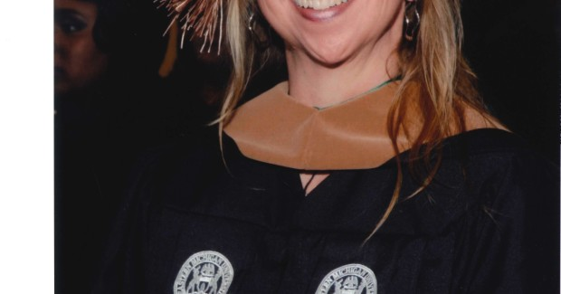 Claudia Hambleton, the corporate treasurer and administrative manager of GMTA, received her MBA from Eastern Michigan University (EMU) on April 27, 2014.