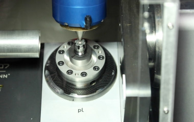 Prototyping time for new nozzle designs is reduced from weeks in the machine shop to 24 hours with the R-Drill, dramatically accelerating design optimization and time to market. The R-Drill reduces drilling time by approximately 30 percent while increasing yield to nearly 100 percent, with no need for expensive post-processing to correct HAZ damage.