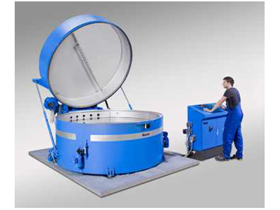 Rosink parts washers, now represented by GMTA. (fourth view)