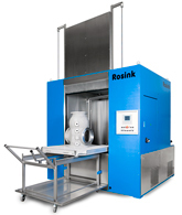 Rosink parts washers, now represented by GMTA. (second view)