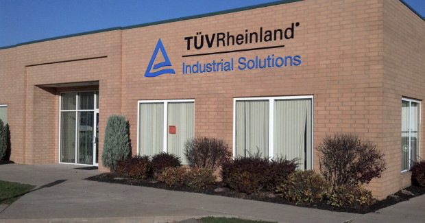 The new TUV Rheinland Metallurgical Lab in Aliquippa, PA, will provide a complete range of non-destructive and mechanical testing services.