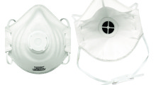 The intuitive design of the strap allows users to fine-tune the fit for optimal comfort, regardless of the respirator's position on the face and cheeks. This variable positioning for any face size is made possible by PeakFit's internal cushion. Made with soft, closed-cell foam, the cushion conforms to the user's face, creating a close but comfortable seal.