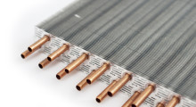 The coil designs of the heating and air conditioning industry have evolved with the conversion to smaller diameter tubing; moving from 3/8 in and 5/16 in to 7 mm and now 5 mm as manufacturers continue to experiment in order to reduce manufacturing and raw material costs, as well as improve performance and efficiency.