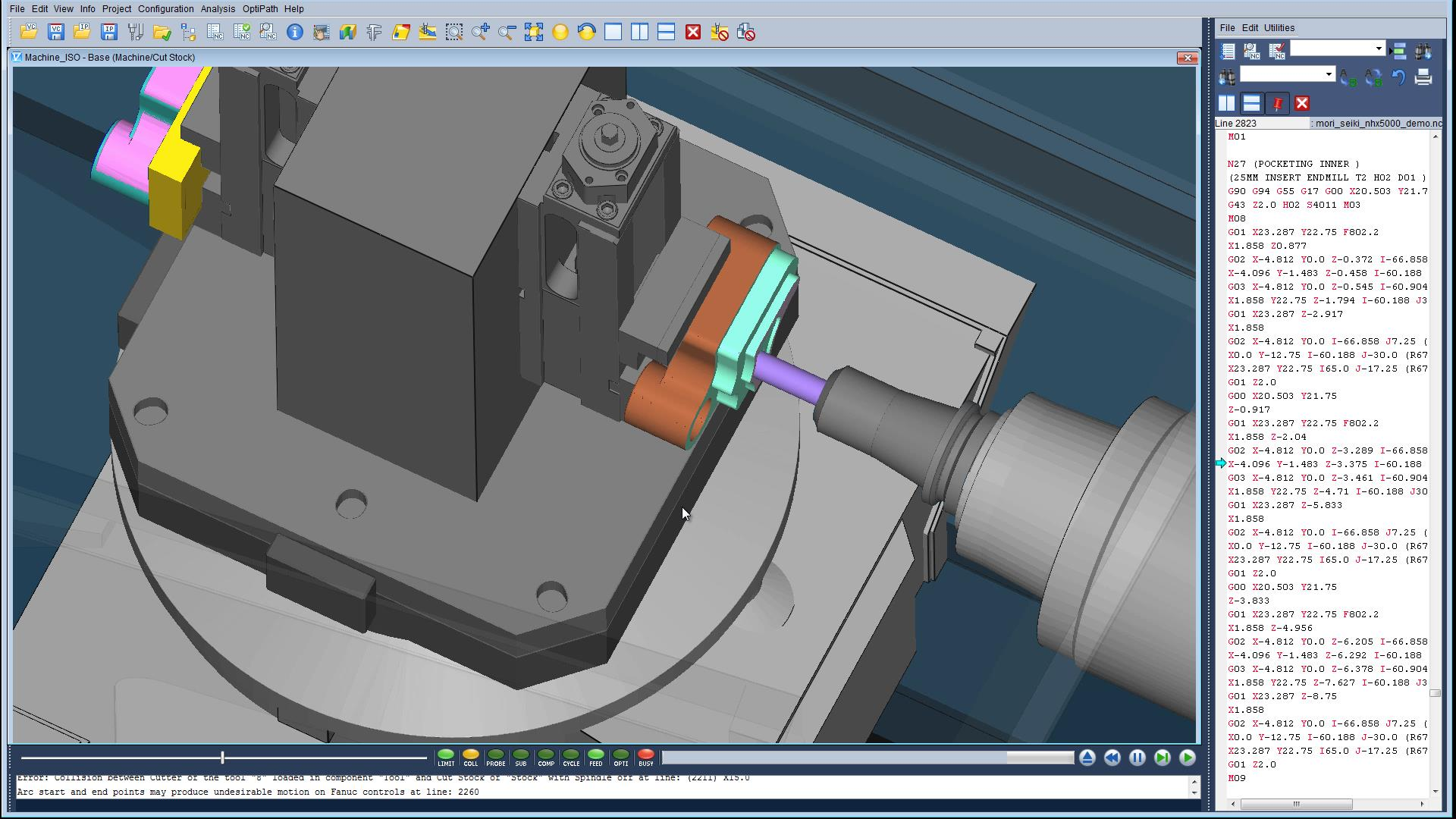 Sneak Preview IMTS 2014