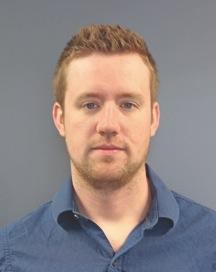 Chad Luptowski- Control System Technician