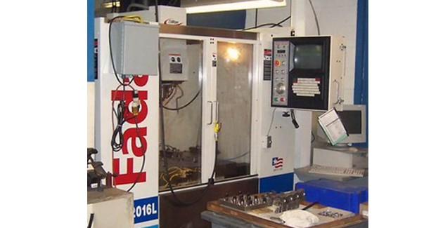 CSS jumped into the CNC world by purchasing a used Fadal machining center , engineered and designed their own fixtures, for critical-to-function part features that were held to closer tolerances.