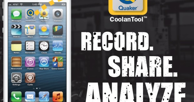 With CoolanTool™ from Quaker Chemical, shops can capture and track the performance of the soluble metalworking cutting fluids in the CNC machines. Specifically, concentration and pH data results can be recorded, tracked graphically and shared easily among departments.