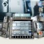 Booth E-5010: The Sinumerik family of CNC products from Siemens now spans the range from the most basic 3-axis machines to most advanced five-axis machining centers in the job shop, with full robotic integration, secondary ops management and transfer line capability, all on a single control. (first view)