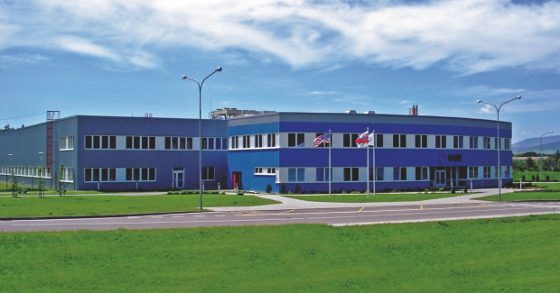 The 97,000 sq ft Sučany plant in Slovakia produces metal-polymer bearings, bushing blocks and high-precision assemblies for the automotive, fluid power and industrial markets in Eastern Europe.