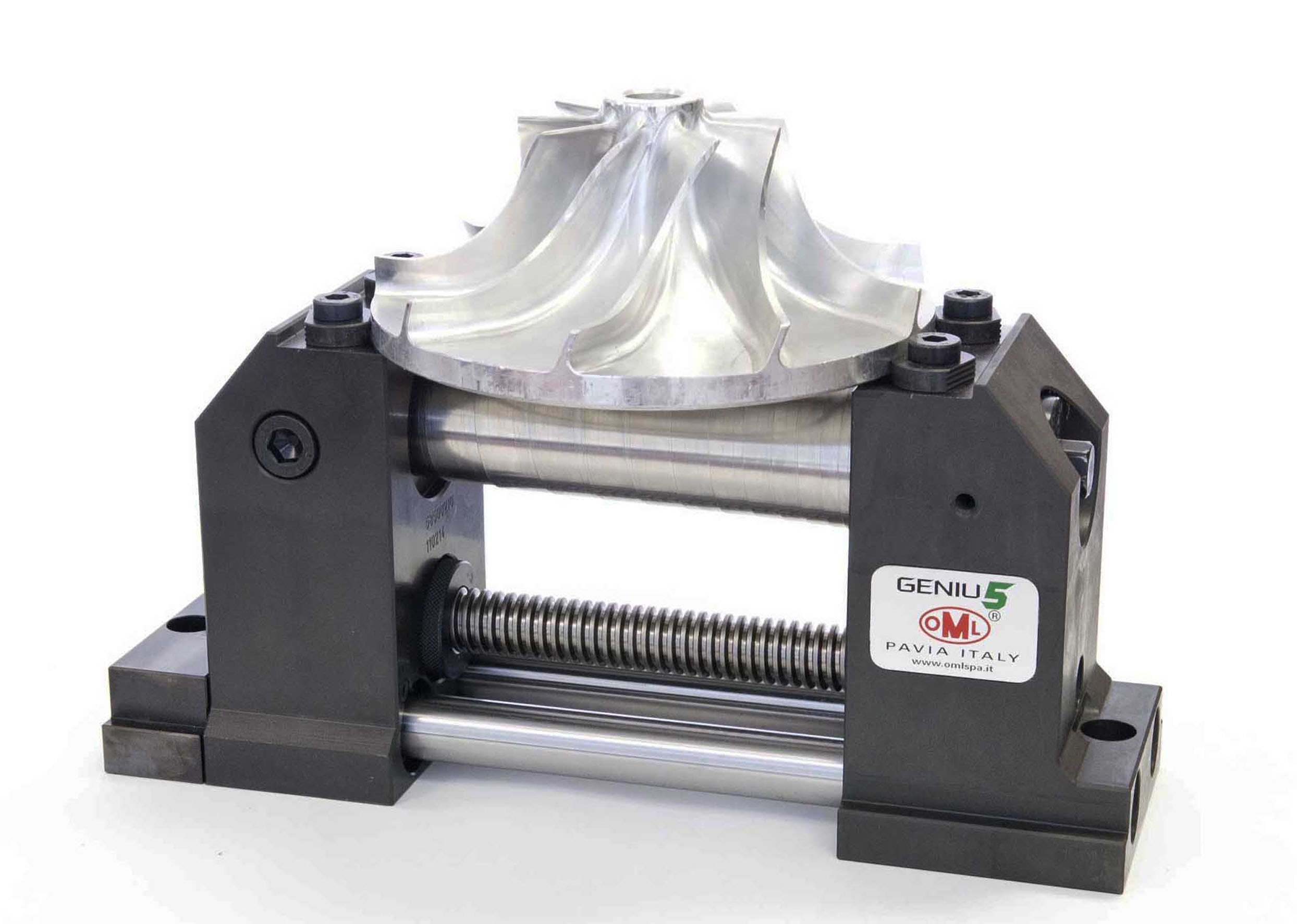 Smart Workholding for Precision 5-Axis Milling