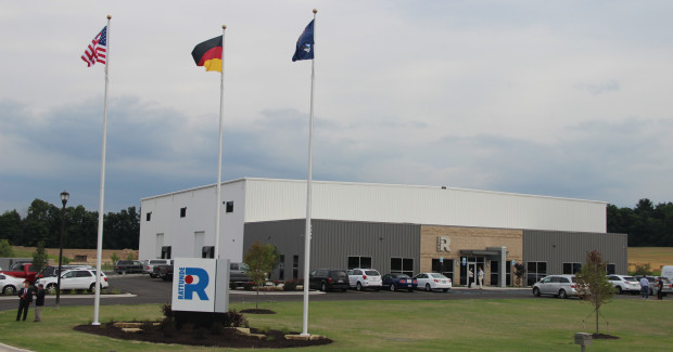 New 30,000 sq ft facility includes a complete spare parts inventory; training areas for both company and customer personnel, machines for demonstration purposes and testing, plus a state-of-the-art machine shop where machine- and application-specific tooling will be manufactured.