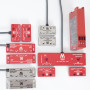 Booth E-5459: The new HE line of non-contact safety switches from Tapeswitch features the latest coded magnetic, fully encapsulated, solid state, single point switch options with built-in, dual color, LED status indication. Available in an ABS resin filled or stainless steel housing, in two sizes: HE1 (smaller switch) and HE2 (elongated switch), or the HE-D (Double Switch).