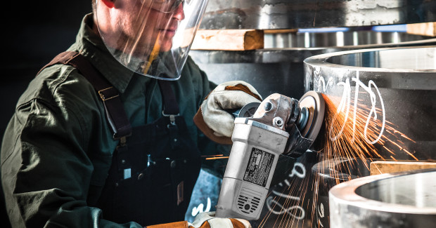 Though abrasives comprise, on average, less than two percent of the total cost of a fabricating operation, most shops fail to realize that 10 to 15 percent of their labor is consumed in metal-fabrication and finishing operations. A more accurate measure of productivity looks at the true total process cost, or the total work to be performed with abrasives.