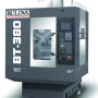 Booth S-9482: The BT-380 precision Micro-Machining Center from Bulova utilizes high speed linear motion guideways with linear core construction inside a 67.7 in L x 82.4 in W x 94 in H footprint. It offers axis travels of 20.47 in X, 14.96 in Y, and 13.8 in Z; a 12,000 rpm spindle speed and 7.5/ 5 hp spindle power (max/cont) for small part, high production value.