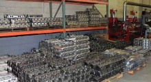 Dart produces about 16,000 cylinder heads per year.