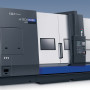 Booth S-8129: The Hi-Tech 850BB turning center from Hwacheon is the ideal choice for cutting large parts, with the best specification servo turret in its class, largest turret width (13 in) in its class, and a boring bar capacity to 31 in.