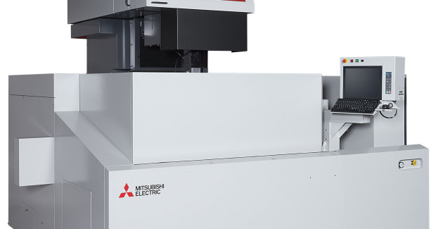 Booth N-6825: The Mitsubishi MV4800 Advance EDM from MC Machinery uses a Digital Matrix Sensor (DMX-S) and V350-V generator to shape each spark to improve surface finish, reduce vibration and minimize electrode wear. This allows for a lower wire speed, reducing wire cost by as much as 60 percent. This EDM also features intelligent auto-threading systems designed to anneal up to 27 in of wire, reducing the curl ratio to less than 10 percent.