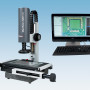 Booth E-5242: Designed for the measurement and/or dimensioning of geometric elements, the new MarVision MM 320 from Mahr Federal incorporates an integrated CCD color camera with zoom lens, a 23 in touchscreen PC with keyboard and mouse, and easy to use Windows 7-based M3 software. Automatic edge detection allows even low contrast features to be measured, and a Multi Touch function provides quick and continuous variable magnification using either touchscreen or mouse.