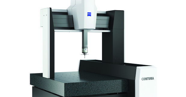 Booth E-5504: The Contura coordinate measuring machine from Zeiss offers a large package of optical sensors on top of outstanding scanning technology, Calypso reference software and a highly-tuned overall system that enables this CMM to remain the standard in its class. It makes high-performance measurement available to the masses with a reliable measuring system resulting from the interaction of its component design, sensors, software and service. Its robust design can also be used near production.
