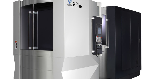 Booth S-8700: A Makino Machining Complex (MMC2) pallet handling system with an a61nx horizontal machining center illustrating multiple machining solutions in a variety of materials will be on display at the show.