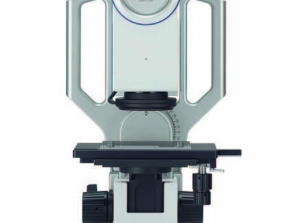 Booth E-5623: The DSX100 opto-digital microscope from Olympus combines cutting-edge optical performance (opto) with the operational convenience (digital) of a smartphone or tablet, allowing users to easily create, process, and share high-resolution digital images.