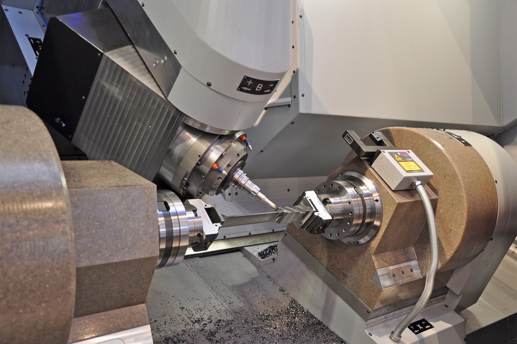 Producing Turbine Blades with the Highest Precision