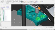 Verisurf AUTOMATE is graphical object oriented sequencing and CMM probe path generation software that quickly and easily creates automated inspection plans, executes them and generates reports.