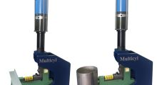 The new unitized tooling system combines standard Multicyl MC series, the HZ frame, and the HZ unit from Unipunch.