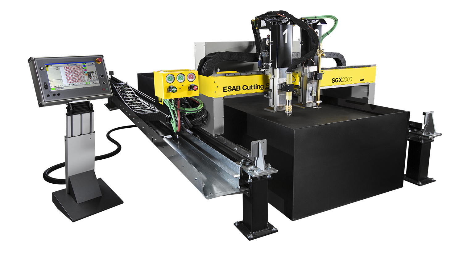 Fabtech 2014 Welding Cutting Systems